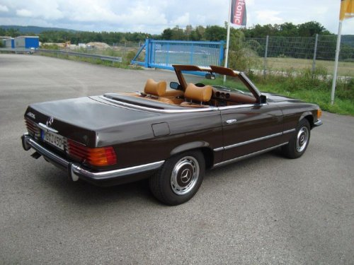 Mercedes-Benz 450, Vercek neu, Innen neu, techn. top