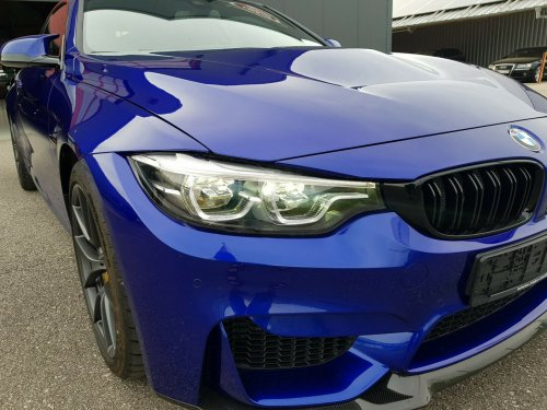 BMW M4 M4 CS Carbon- Ceramic brakes, Limited